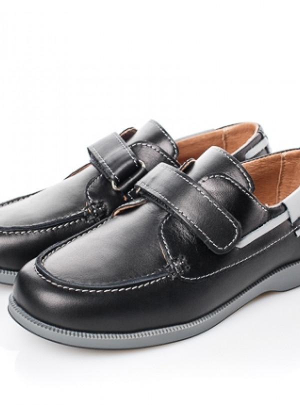 Туфлі шкільні шкіра 754