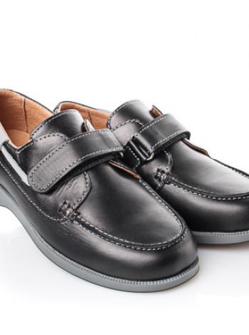 Туфлі шкільні шкіра