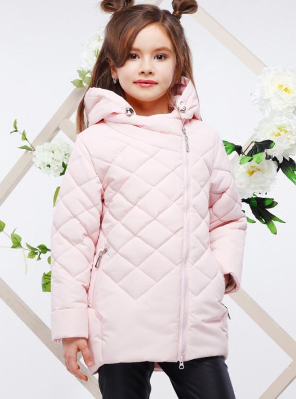 Куртка демісезонна Мия Nui Very пудра для дівчинки  Nui Very 550