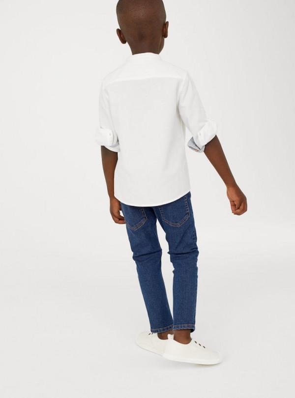Джинси Skinny сині H&M 819