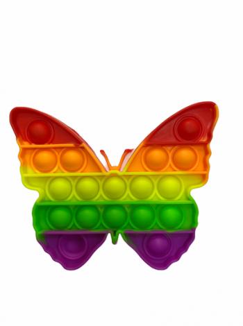 Антистресс сенсорная игрушка Pop It Бабочка