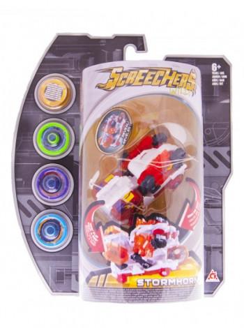 Машинка-Трансформер Screechers Wild! L 3 - Штормхорн