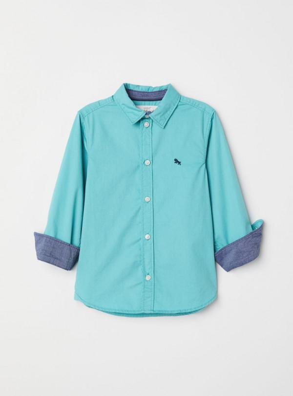 Бавовняна сорочка H&M 565